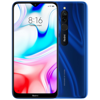 Xiaomi Redmi 8 Blauw